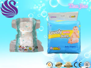 2017 Hot Sell Super Soft Best Quality Low Price Disposable Baby Diaper pictures & photos