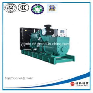 Cummins Engine 350kw/437.5kVA Open Type Power Diesel Genset pictures & photos
