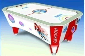 Game Luxury Hockey Game Machine Space Air Hockey pictures & photos