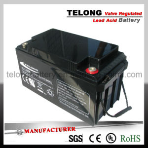 12V65ah AGM Lead Acid Battery for UPS pictures & photos