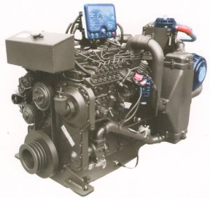 110~290 Kw D Series Marine Diesel Engine pictures & photos