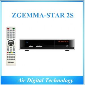 Hot Selling in Ireland HD DVB S2/S Twin Tuner Enigma2 Linux Zgemma Star 2s Satellite Receiver pictures & photos