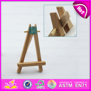 Wholesale Cheap High Quality Small Mini Wooden Drawing Easel W12b071b pictures & photos