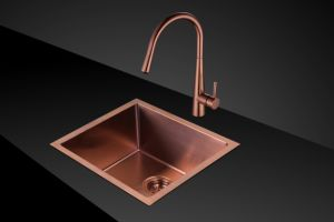 Single Lever Pull out Kitchen Water Faucet pictures & photos
