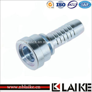 (22711) Carbon Steel 74 Degree Hydraulic Hose Tube Fittings