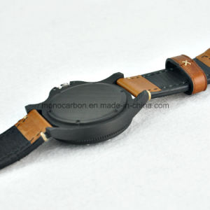 Good Price Custom Design Real Carbon Fiber Wrist Watch Components pictures & photos