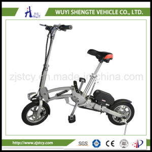 350W China Manufacturer Mini E Scooter pictures & photos