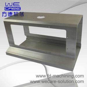 Aluminum/Aluminium Customized Profile with CNC Machining