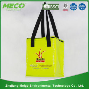 Promotional Travel Non Woven Insulated Cooler Bags (MECO116) pictures & photos