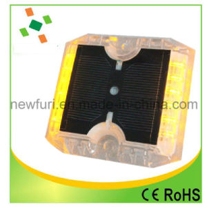 Traffic Safety Flashing Solar Cat Eyes Reflective LED Road Stud pictures & photos