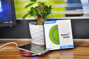 Magnetic Indution Wireless Charger with Qi Certificate for Android Smartphones pictures & photos