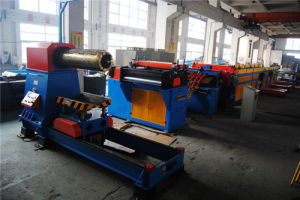 High Precsion Midlle Speed Scroll Cutting Line
