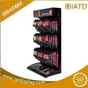 Tools Display Shelf, Display Rack with Advertisement Board pictures & photos