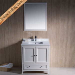 Fed-1067A New Design Solid Wood Bathroom Vanity Cabinet Furniture pictures & photos
