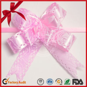 Wholesale Cheap Ready-Made Butterfly Pull Bows for Wedding Day pictures & photos