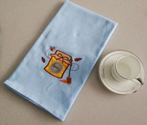 (BC-KT1014) Cleaning Pad Fashionable Design 100% Cotton Kitchen Towel pictures & photos