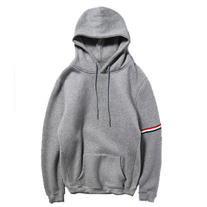 Hot Sale Wholesale Plain Custom Sweatshirt with Hood pictures & photos