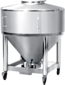 Stainless Steel Pharmaceutical Industrial Use Mixing Tank pictures & photos