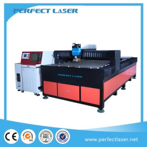 Professional 500W Elevator Panel Mild Steel Metal Cutting Machine pictures & photos