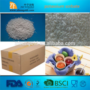 Top Sale! Good Quantity FCCIV CAS No. 24634-61-5 Potassium Sorbate Food Grade