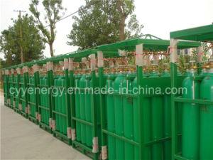 Low Price 50L High Pressure Carbon Dioxide Oxygen Nitrogen Argon Seamless Steel Cylinder pictures & photos