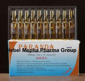 Paracetamol Injection, Paracetamol Tablets, , Paracetamol Capsules, Paracetamol Infusion, Paracetamol Suspension pictures & photos