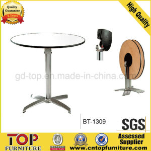 Strong Plywood Top Cafe Table pictures & photos