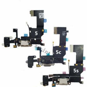 Dock Charger Connector Charging Port Flex Cable for iPhone Se pictures & photos