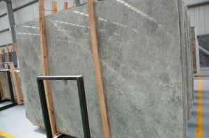 Maya/Tundra/Xixili/Aurora Gray Marble Slab, 2-5cm Thickness Slabs