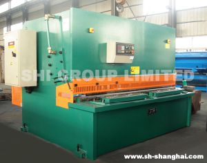 Hydraulic Power Swing Beam Shearing Machine QC12y-20X2500