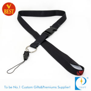 Custom Dye Sublimation Printed Card Lanyard Strap pictures & photos