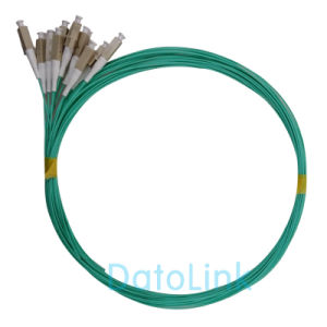 Om3 Optical Fiber Patch Cord pictures & photos