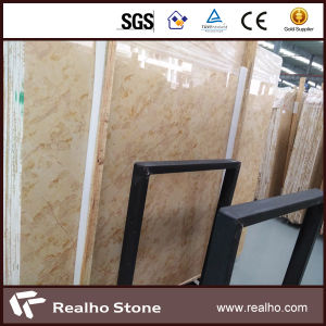 Hotsale Golden Rose Marble Slab with Competitive Price