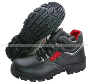 High Quality Leather Working Shoes pictures & photos