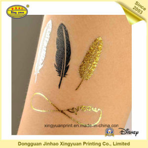 Temporary Tattoo Stickers for Celebration Party Holiday (JHXY-TT0012) pictures & photos