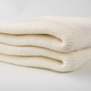 Super Merino Wool Blanket Art. Wb-K151022 pictures & photos