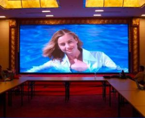 P5 Indoor SMD Full Color Digital LED Screen Video Wall pictures & photos