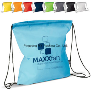 Wholesale Custom Size and Print Packing Toy Drawstring Bag pictures & photos
