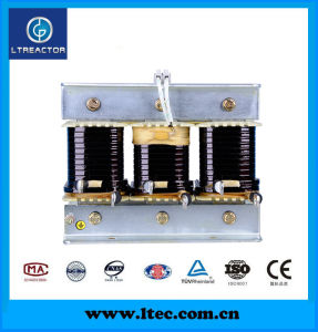 Three Phase Series Reactor for 100kv Capacitor in Transformer pictures & photos
