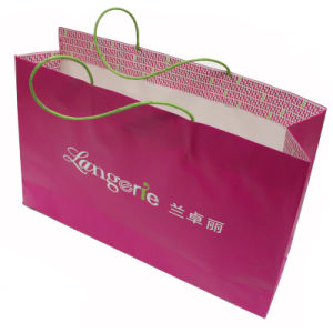 High Quality Paper Gift Bag