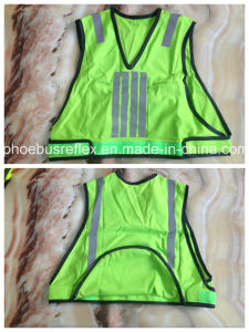 Reflective Cycling Vest/Waistcoat (FBS-RCV002) pictures & photos