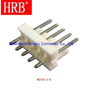 Straight 5 Pins Wire-to-Board Connector Header pictures & photos