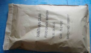 Xanthan Gum for Food Grade and Oil Drilling Use pictures & photos