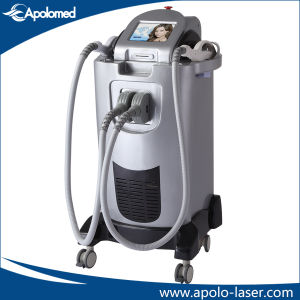 IPL Shr Device for Hair Removal and Acne Removal Beauty Machine by Apolomed pictures & photos