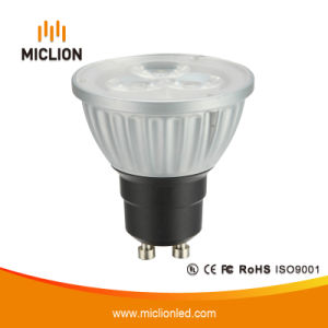 4.5W E27 Silver LED Spot Light with CE pictures & photos