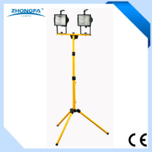 1000W IP54 Outdoor Work Light with Ajustable Tripod pictures & photos