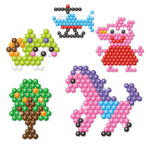 2017 New Fashion Children DIY Colorful Magic Beads pictures & photos