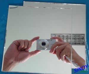 China 2mm-6mmthickness Large Silver Mirror Glass Sheet (SMG-1601) pictures & photos