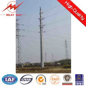 Galvanized Electric Steel Telescoping Pole pictures & photos