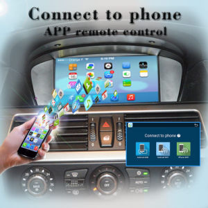 "Carplay 8.8""Anti-Glare Car Stereo BMW 6er E63 E64 M6 Android DVD GPS 3G WiFi Phone pictures & photos"